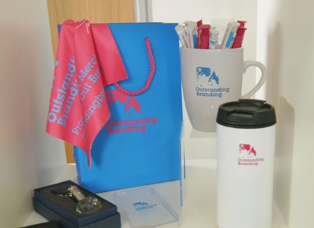 at outstanding branding our aim has always been to develop and maintain a position as one of the uks leading promotional merchandise suppliers branded merchandise office