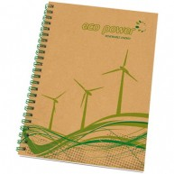 Enviro-Smart A5 Card Cover Wiro Notepad.jpg