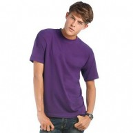 B&C Men's Exact 190 Crew Neck T-Shirt.jpg