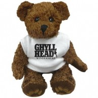 "5"" Charlie Bear with White T Shirt.jpg"
