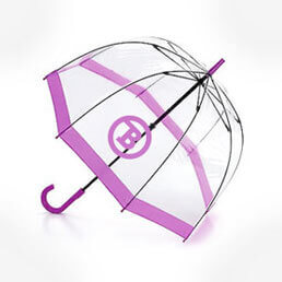 Branded Promotional Umbrellas