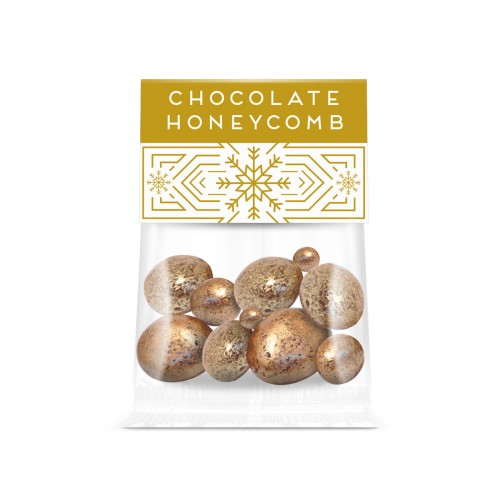 Eco Info Card - Chocolate Coated Honeycomb