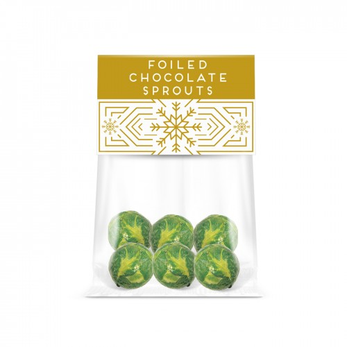 Eco Info Card - Chocolate Sprouts