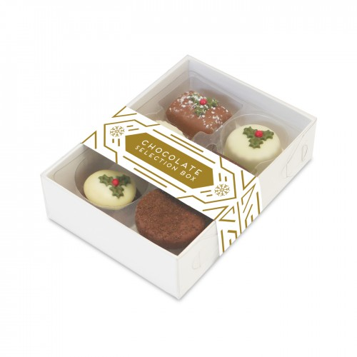 Christmas Truffle Selection Box