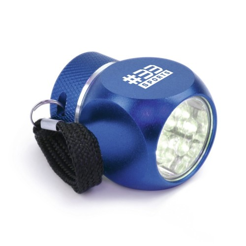 Cube 6 LED Torch