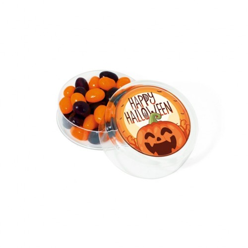 Maxi Round Pot - The Jelly Bean Factory® Halloween edition