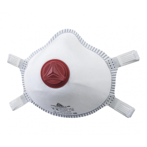 FFP3 Valved Moulded Disposable Mask (Box of 5)