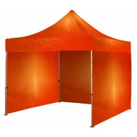 4m x 4m Gazebo Including x3 Side Walls