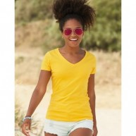 Fruit of The Loom Lady-Fit Valueweight V-Neck T-Shirt.jpg