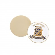 Soft Enamel Ball Marker