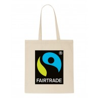 5oz Natural Fairtrade Cotton Shopper