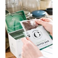 CRU Kafe Fairtrade Coffee Bags