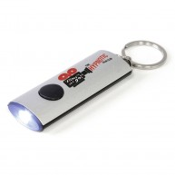 Oval Keyring Torch