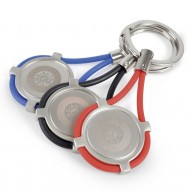 Exchange Plastic Loop Keyring