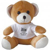 "10"" Jay Jay Bear with White T Shirt"