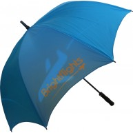 Fibrestorm Auto Double Canopy Umbrella