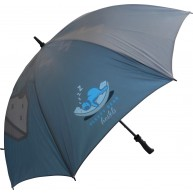 ProSport Deluxe Double Canopy Umbrella