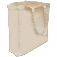 Natural 5oz Cotton Shopper Bag