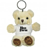 Chester Bear Keyring and T Shirt