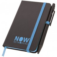 Small Noir Edge Notebook