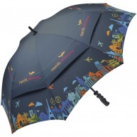Sheffield Sports Vented Umbrella