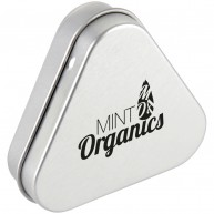 Triangular Mint Tin