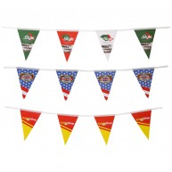 Indoor Triangular Bunting