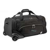 FootJoy Wheeled Duffel Black
