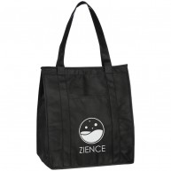 Zeus Insulated Grocery Tote Bag