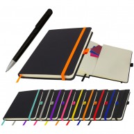 De Niro A5 Soft Touch Notebook