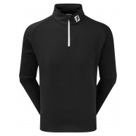 FootJoy Chill-Out Pullover (Athletic Fit) Black