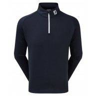 FootJoy Chill-Out Pullover (Athletic Fit) Navy