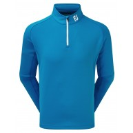FootJoy Chill-Out Pullover (Athletic Fit) Cobalt