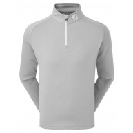 FootJoy Chill-Out Pullover (Athletic Fit) Heather Grey