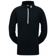 FootJoy Junior Chill-Out Pullover Black