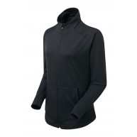 FootJoy Ladies Full-Zip Brushed Chill-Out Black