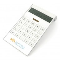 Pascal Large White Desk Calculator