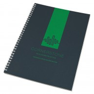 Enviro-Smart - A4 Craft Cover Wiro Notepad.