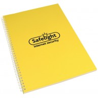 Enviro Smart - A4 Till Receipt Cover Wiro Notepad