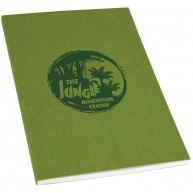 Enviro-Smart - A5 Craft Cover Wiro Notepad.