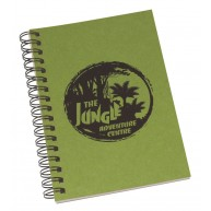 Enviro-Smart - A6 Craft Cover Wiro Notepad.