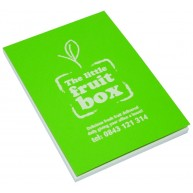 Enviro-Smart - A6 Till Receipt Cover Note Pad.
