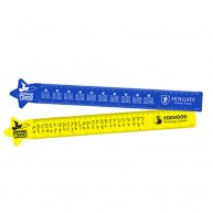 "Enviro-Smart - Midi Flexi Ruler 12"" Star Shaped."