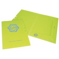 Enviro-Smart - A4 Presentation Folder Polyprop Pop.