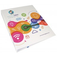 Promotional A4 Ring Binder - Binderpod