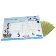 Smart-Pad - A4 Reward Chart & Notepad