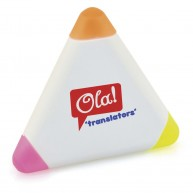 Small Triangle Highlighter Pen