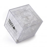 Maze Cube Money Box