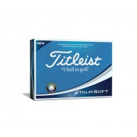 Titleist Tour Soft White