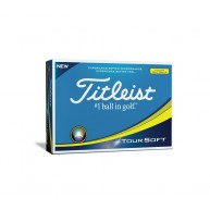 Titleist Tour Soft Optic Yellow